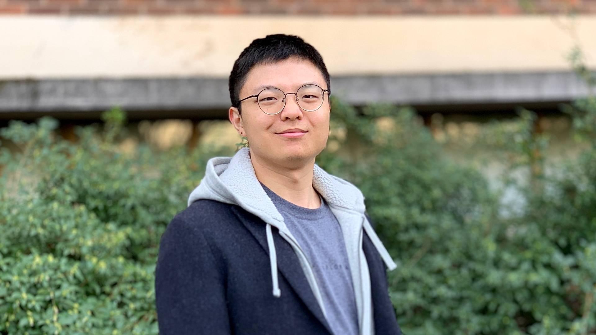Zhiwen Ye